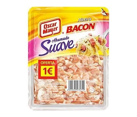 OSCAR MAYER TIRAS BACON 100GR.