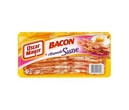 OSCAR MAYER BACON LONCHAS 110GR.