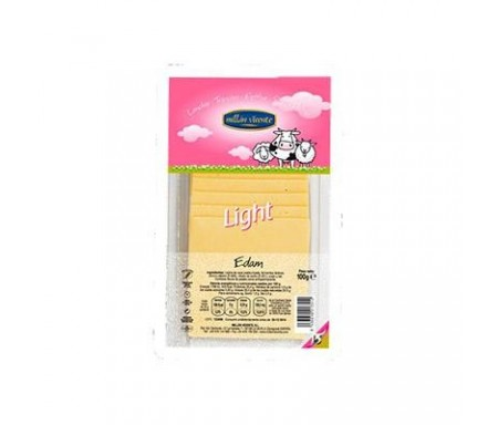 M. VICENTE QUESO EDAM LIGHT LONCHAS 100RGR