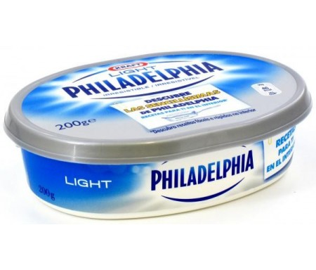 PHILADELPHIA QUESO LIGHT 200gr