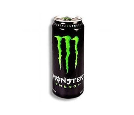 MONSTER ENERGY BEBIDA ENERGETICA LATA 500ML.