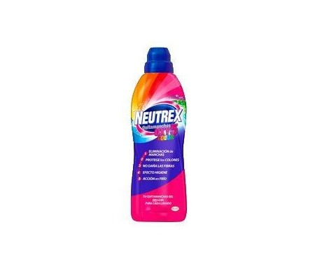 NEUTREX QUITAMANCHAS OXY 5 COLOR  800ML