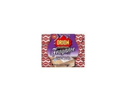 ORION PLACAS ANTIPOLILLAS 12UND 60gr