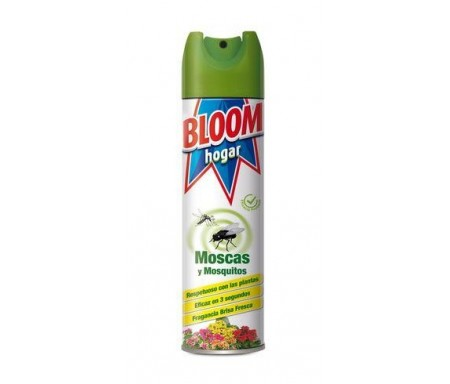 BLOOM HOGAR Y PLANTAS INSECTICIDA 750ml