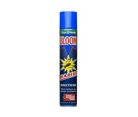 BLOOM MATA MOSCAS INSECTICIDA 600ml