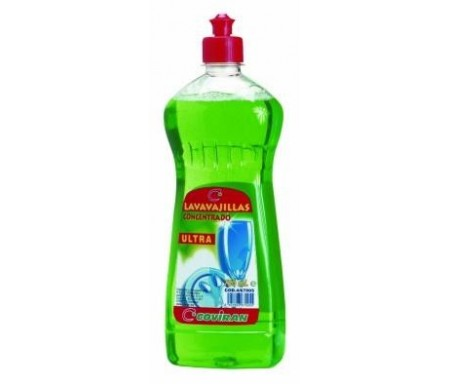 COVIRAN LAVAVAJILLAS CONCENT.ULTRA PET 750ml