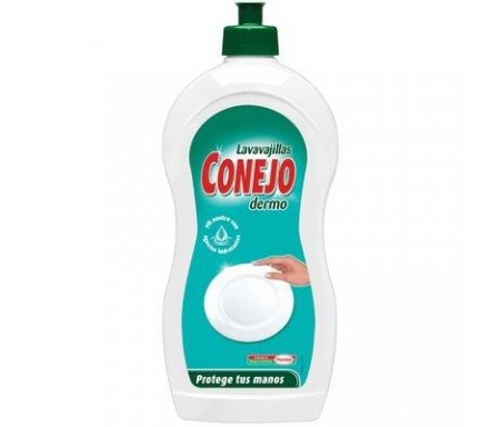 CONEJO VAJILLAS 750ML