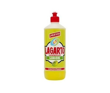 LAGARTO LAVAVAJILLAS LIMON 750ML