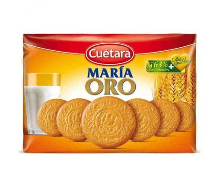 CUETARA GALLETA MARIA ORO PACK-4 200GR