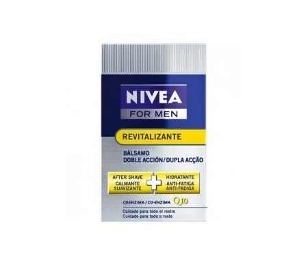NIVEA BALSAMO DOBLE ACCION REVITALIZ. 100ML.