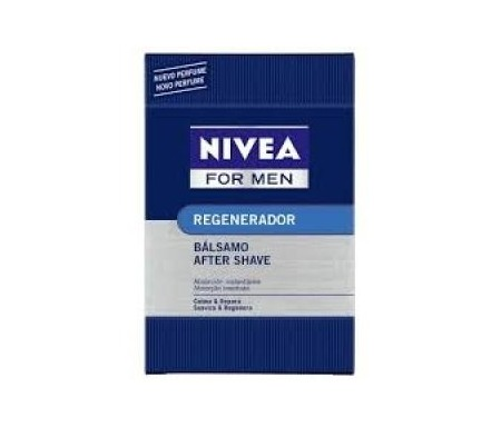 NIVEA  AFTER SHAVE BALSAMO REGENERADOR 100ml.