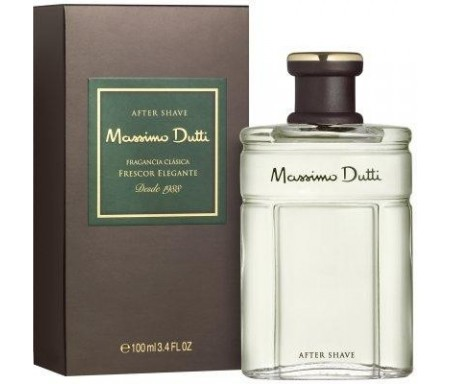 MASSIMO DUTTI  AFTER SHAVE 100ml.