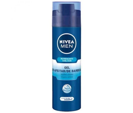 NIVEA MEN GEL DE AFEITAR REFRESCANTE 200ML