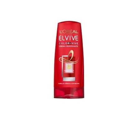 ELVIVE CREMA SUAVIZANTE COLOR VIVE 250ML
