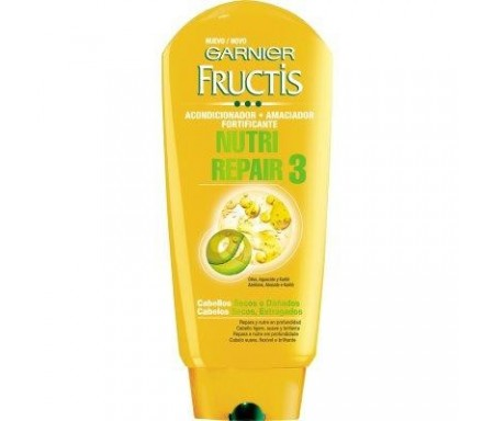 FRUCTIS ACONDIC. NUTRI REPAIR 3 250ML