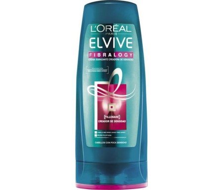 ELVIVE CR. SUAVIZANTE FIBRALOGY 250ML