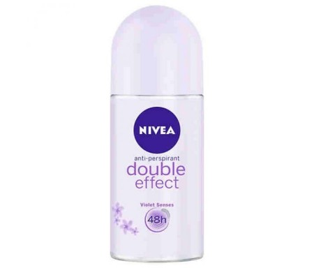 NIVEA DESOSD. DOUBLE EFFECT ROLL-ON 50ML.