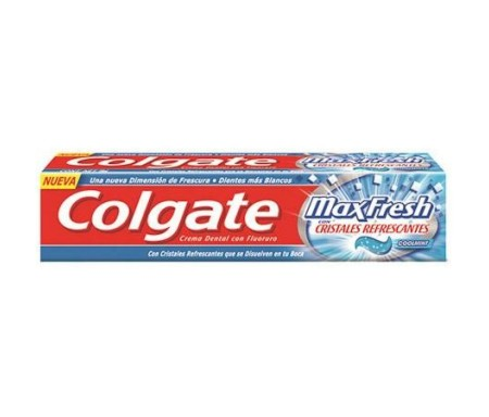COLGATE DENTRIFICO MAX FRESH AZUL 75ML