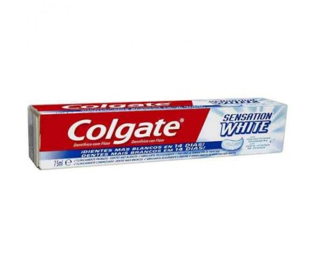 COLGATE DENTRIFICO WHITE SENSATION 75ML