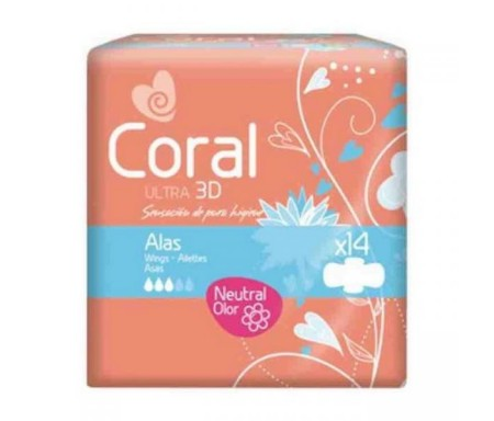 CORAL COMPRESA  ULTRA NORMAL 16 und