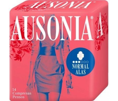 AUSONIA COMP. AIR DRY ALAS NORMAL 14Uds.