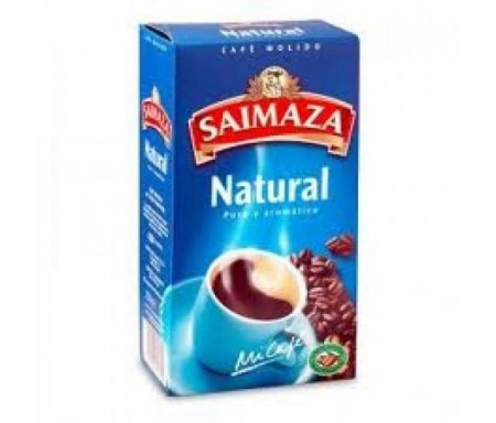 SAIMAZA CAFE NATURAL MOLIDO 250gr