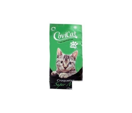 COVIRAN COVI-CAT GATOS SECOS SUPER MIX 1,5Kg