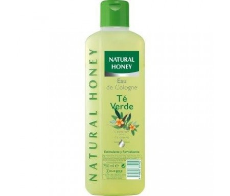 NATURAL HONEY COLONIA TE VERDE 750ml