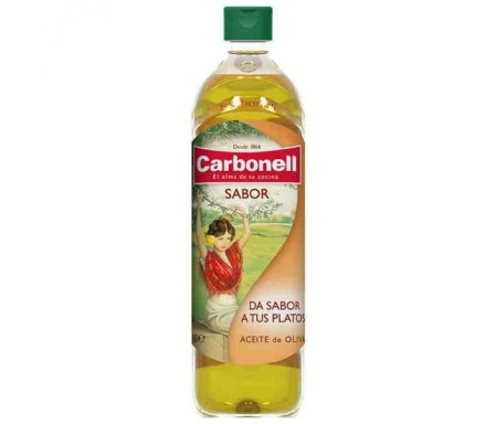 ACEITE DE OLIVA INTENSO CARBONELL 1 L