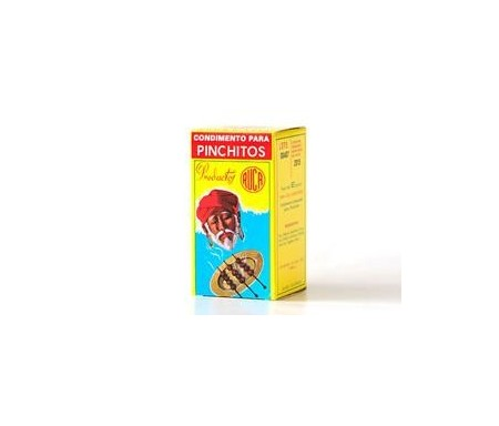 RUCA ESPECIAS PINCHITOS 62gr