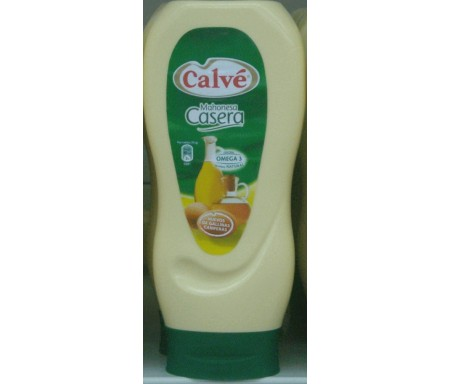 CALVE MAYONESA  BOCABAJO 430 ml