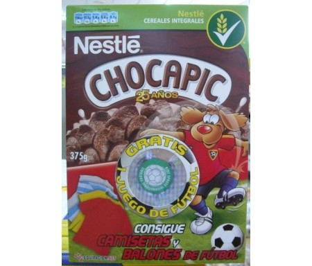 CHOCAPIC CEREALES 375gr
