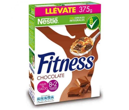 FITNESS CEREALES CHOCOLATE 375gr