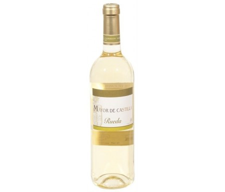 MAYOR CASTILLA VINO BLANCO RUEDA 75 CL.