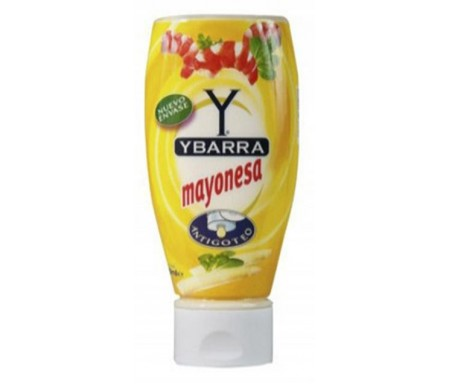 MAYONESA YBARRA ANTIGOTEO 400 ML