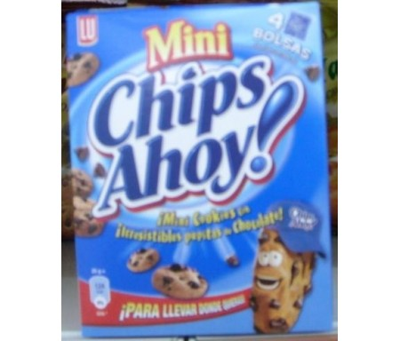 ARTIACH CHIPS AHOY MINI 160gr