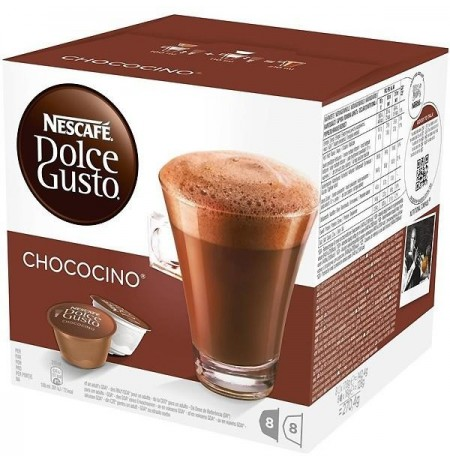 NESCAFE DOLCE GUSTO CHOCOCINO 270gr