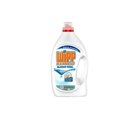 WIPP EXPRESS GEL BLANCO TOTAL 29 LAV.