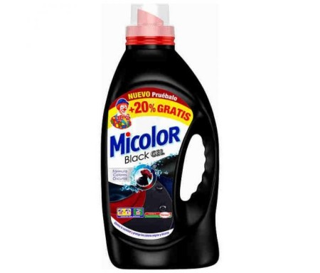 MICOLOR DETERGENTE GEL BLACK MAGIC 18cc