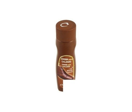 COVIRAN CREMA CALZADO MARRON 75ML
