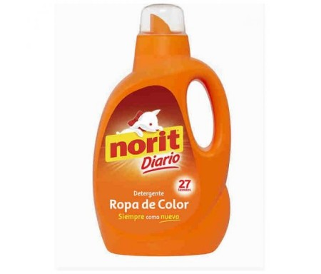 NORIT COLOR LIQUIDO 27 LAVADOS 1350ML