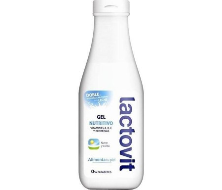 LACTOVIT GEL LECHE 750ML