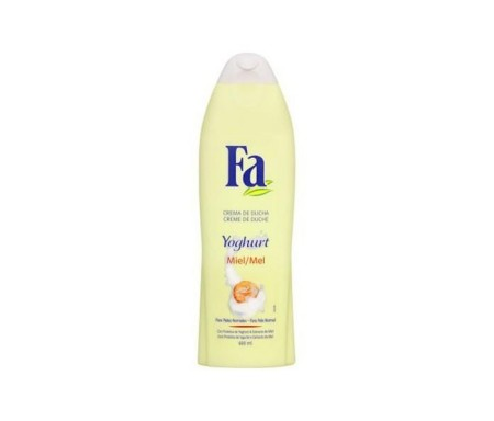 FA GEL YOGHURT MIEL 650ML