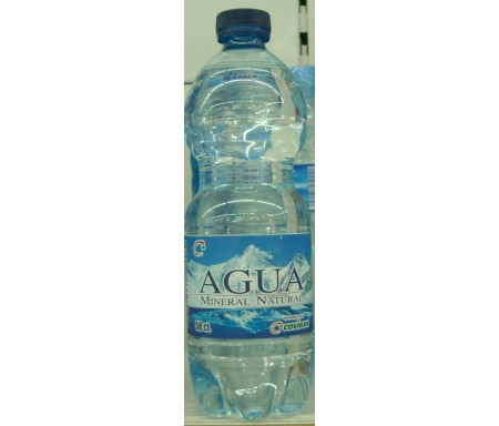 COVIRAN AGUA NATURAL 50cl