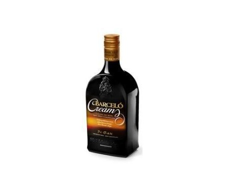 BARCELO LICOR DE RON CREAM 70cl