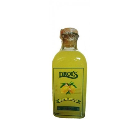 DROS'L LICOR CREMA LIMON 70cl